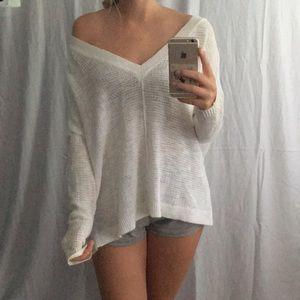 Aerie beachy sweater